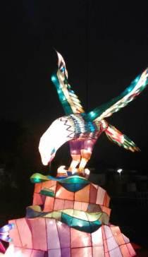 Lantern Festival display Taipei City, Taiwan 2015