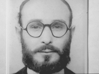 MI5's official photo for Juan Pujol Garcia - Agent GARBO