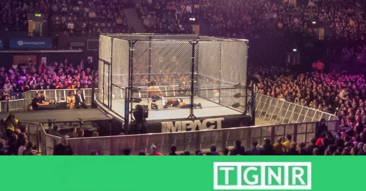 7/20/98: The Day Yankee Stadium Held A Steel Cage Match