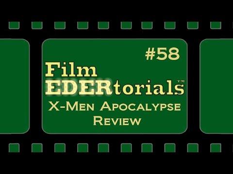 EDERtorials X-Men