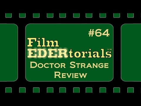 Doctor Strange Film EDERtorial REVIEW