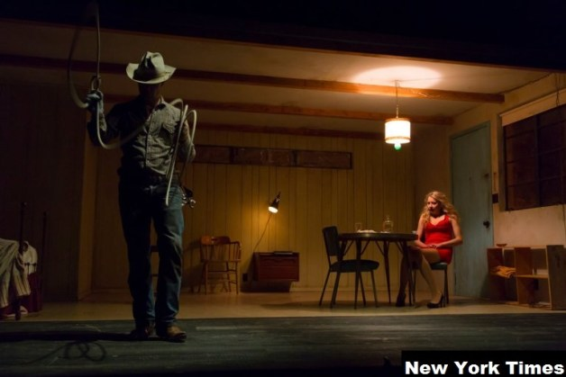 Fool for Love New York Times