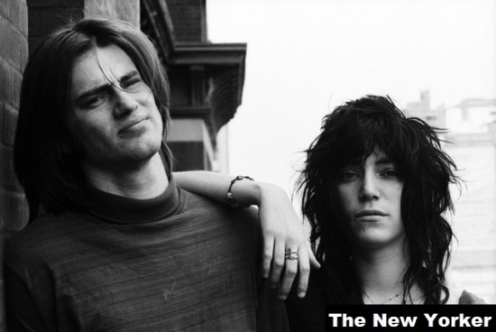 Shepard Patty Smith The New Yorker