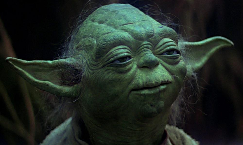 Yoda Star Wars: The Last Jedi