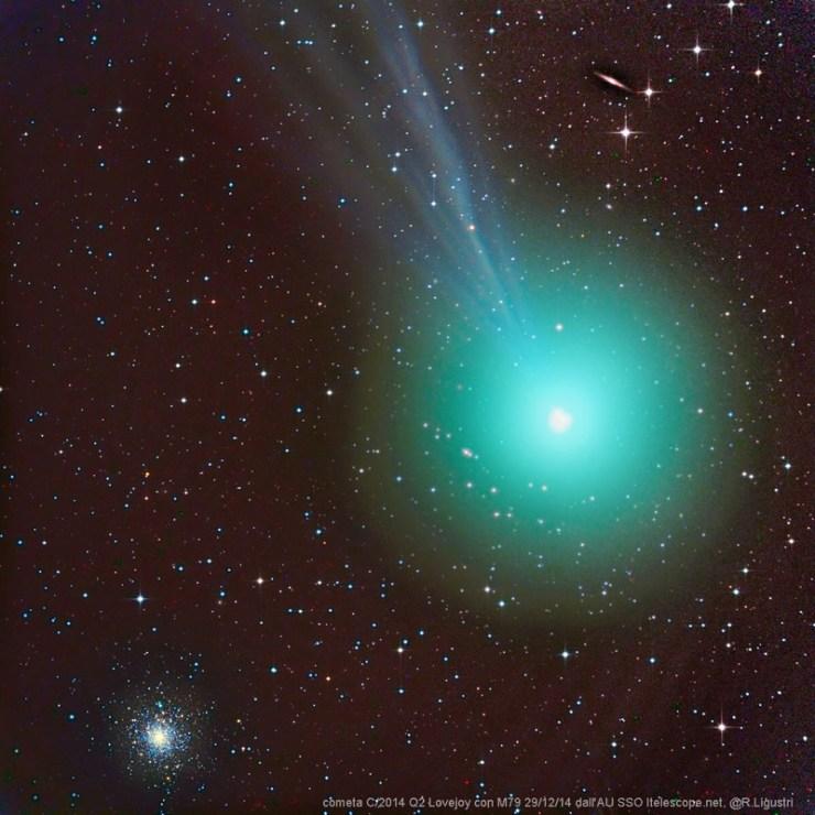 Lovejoy Comet