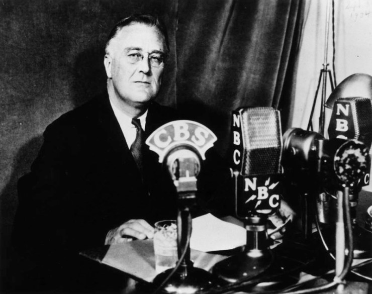 FDR was a critical figure that prevented the steps necessary for how the Axis won WW2 in The Man in the High Castle Universe