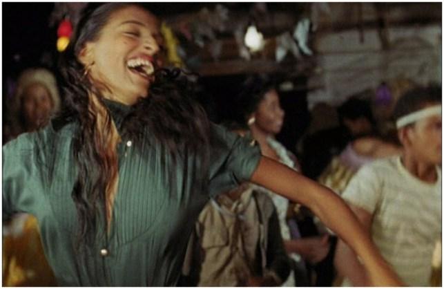 Lourdes de Oliveira in Marcel Camus' Black Orpheus