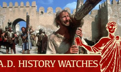 Monty Python's Life of Brian Review A.D. HISTORY WATCHES