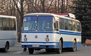 Время работы автобусов в Горловке увеличат на 1 час