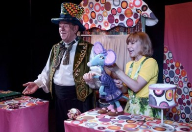 Горловский театр кукол завершил 15-й театральный сезон