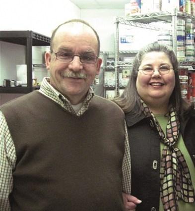 Bob & Melanie Lewis