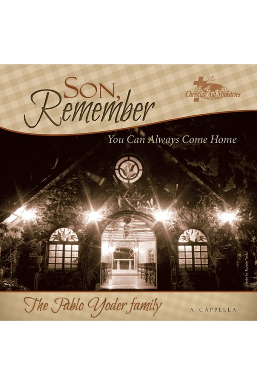 Son, Remember CD