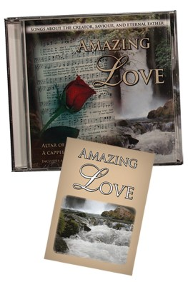 Amazing Love CD set