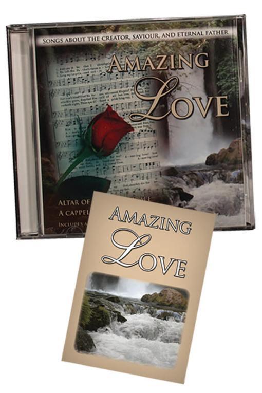 Amazing Love CD set