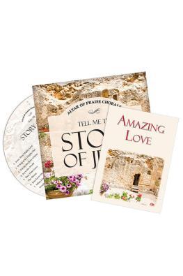 Tell Me the Story of Jesus CD in Envelope