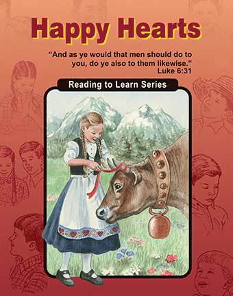 Happy Hearts - Reading to Learn Series