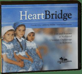 HeartBridge Audio CD