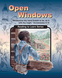 Open Windows - Reading to Learn Series
