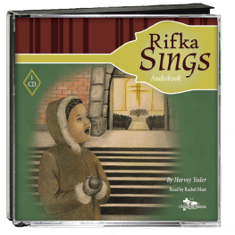 Rifka Sings Audio Book