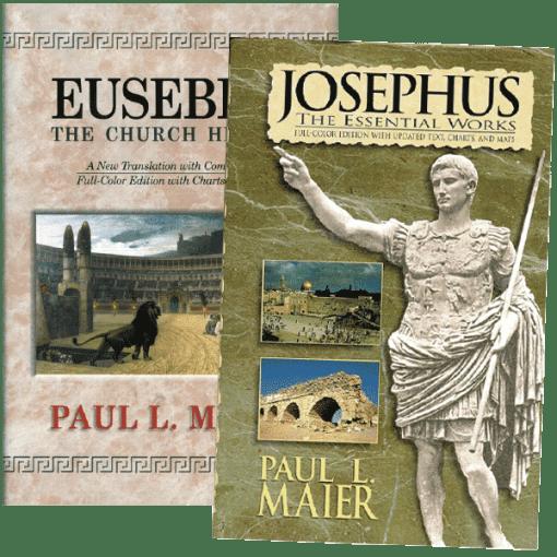 Josephus/Eusebius value pack