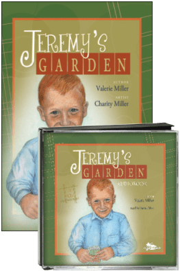Jeremy's Garden audio & book value pack