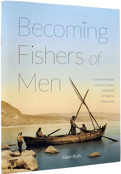 Becoming Fishers of Men - Student Book