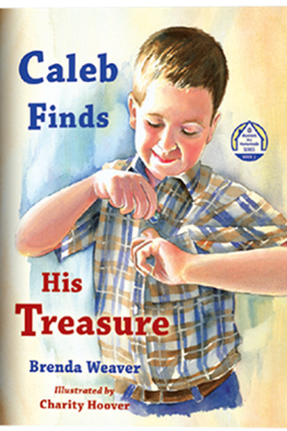 Caleb Finds His Treasure
