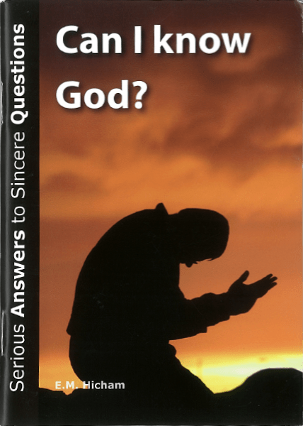 Can I Know God? booklet