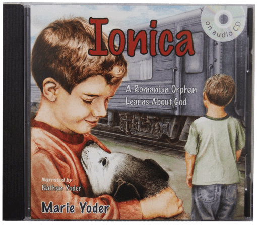 Ionica Audio CD