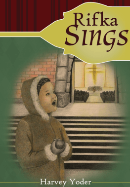 Rifka Sings