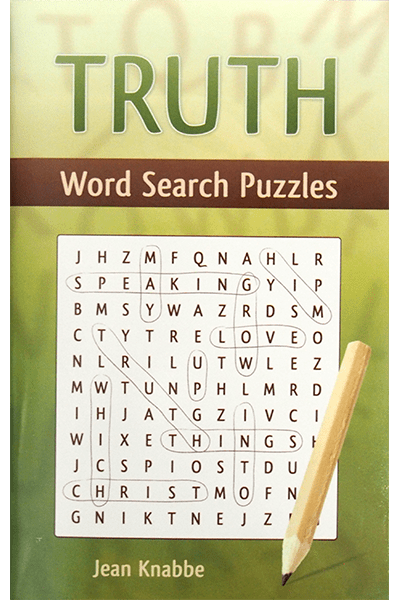 Truth Word Search Puzzles