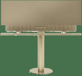 Mini Billboard Stand