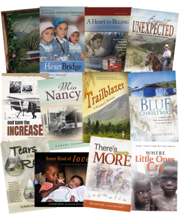 Twelve Books~ Serving on the Foreign Field Value Pack