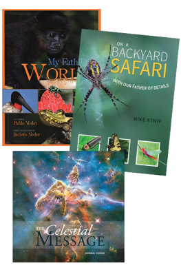 Three Nature Books Value Pack
