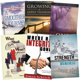 Simon Schrock Six Book Value Pack