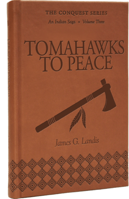 Tomahawks To Peace-Hardcover