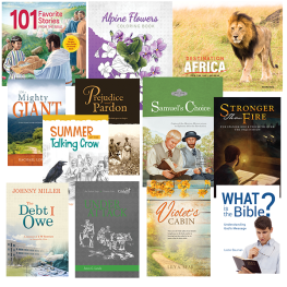 12 New Book Value Pack