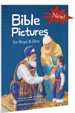 Bible Pictures for Boys & Girls