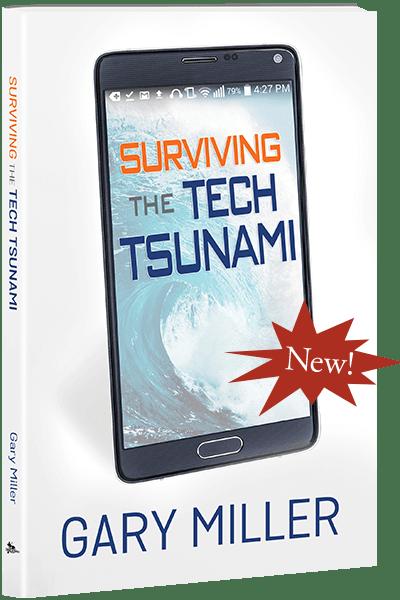 Surviving the Tech Tsunami
