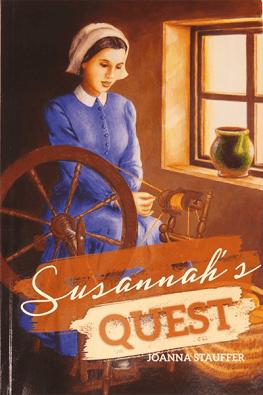 Susannah's Quest
