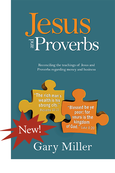 Jesus and Proverbs