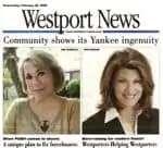 Westport News Article on The Good Search Ingenuity for The Greater Good