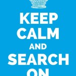 TheGoodSearch Keep Calm and Search On