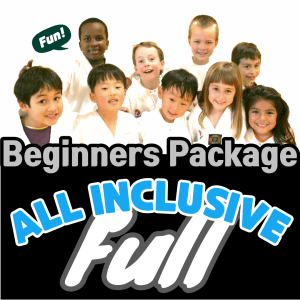 beginners full package all inclusive