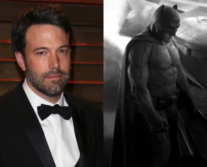 Ben Affleck - Superman vs. Batman (2016)