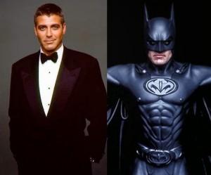 George Clooney - Batman and Robin (1997)