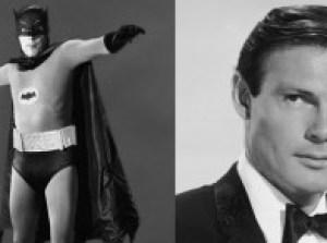 Adam West - Batman TV Series (1966-1968)