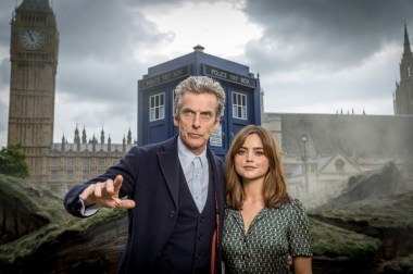 doctor who - 12th Doctor and Clara
