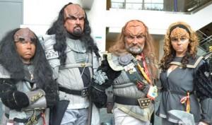Klingon Family