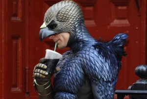 Superheros and soda: Bad for the soul?